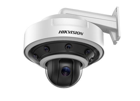 Hikvision DS-2DP1636Z-D 16MP PanoVu 36x Zoom 360° Panoramic Low Light + PTZ IP Camera
