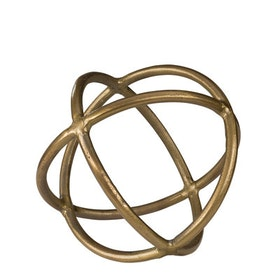 CARLO  Decor Brass Big