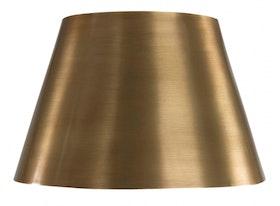 Graz lampskärm old brass