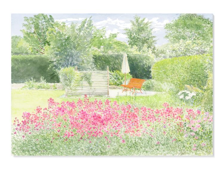 Trädgården 1