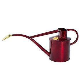 1 liter röd metallvattenkanna