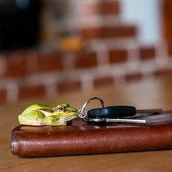 Nyckelring Groda