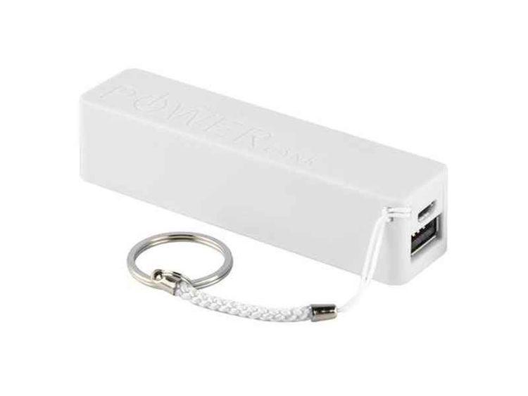 Powerbank 2600mAh POWER (white)