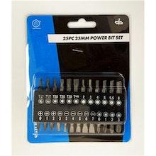 Power Bits. 25 delar.