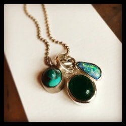 Greenblue healing for the heart