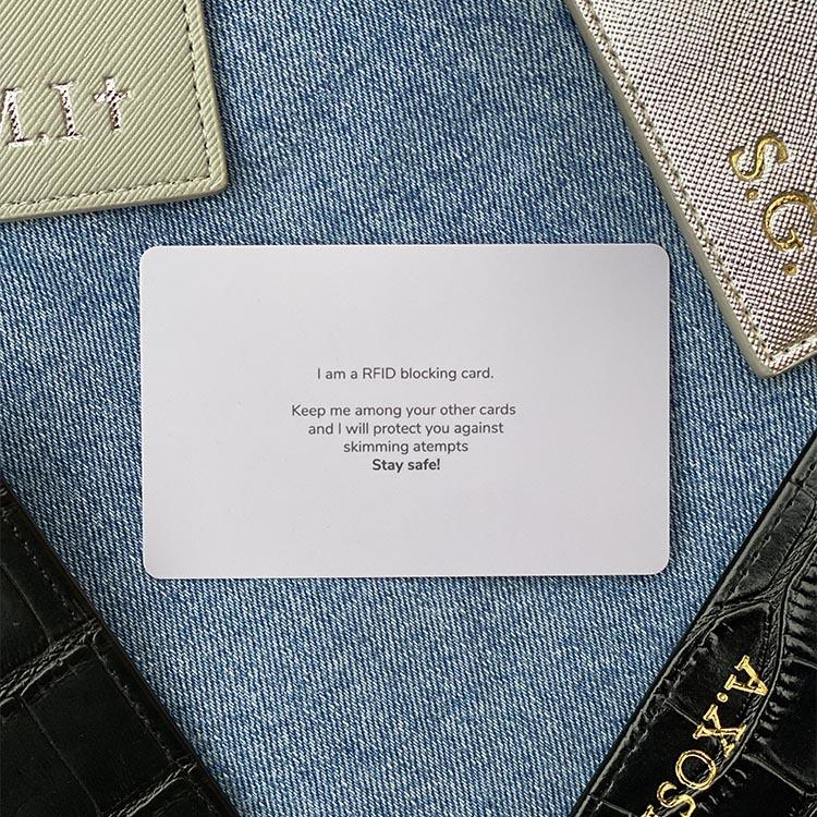 2st - RFID kort - skydd mot skimming