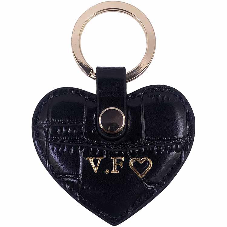 Nyckelring med gravyr, perfekt alla hjärtans dag present