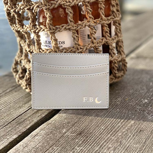 Light grey- Card holder