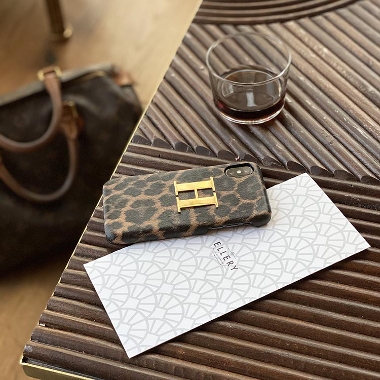 Leopard - Metal letter®