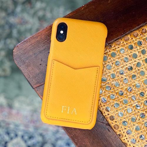 Yellow (med korthållare)