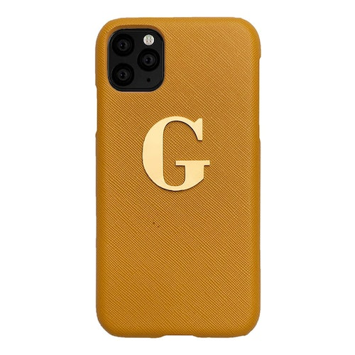 Yellow - Metal letter®