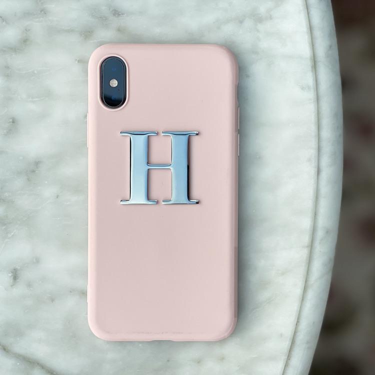 Light pink - Metal letter®