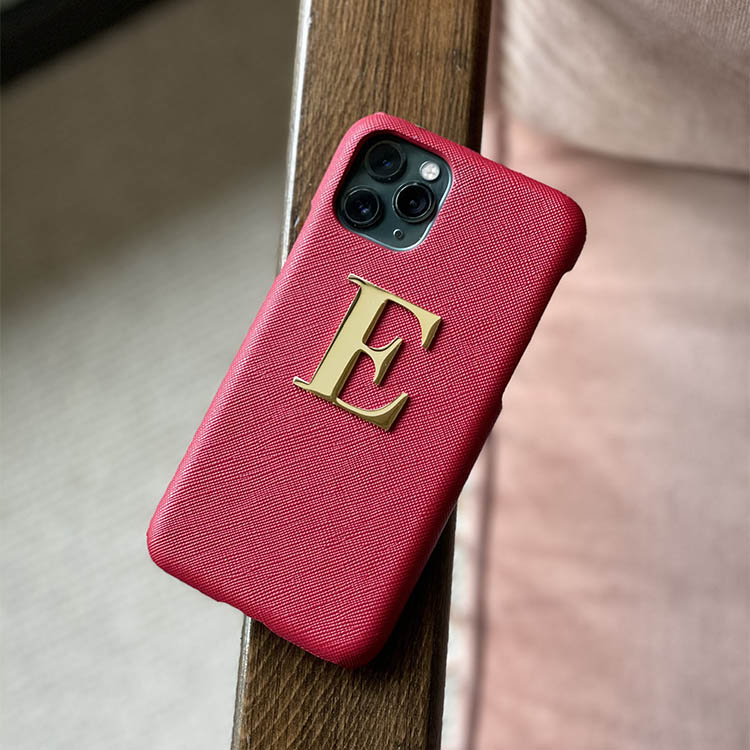 Red - Metal letter®