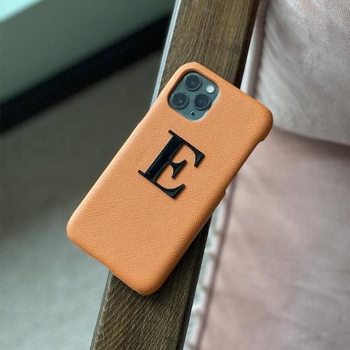 Orange - Metal letter®