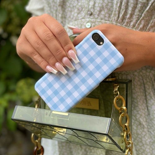 Blue case