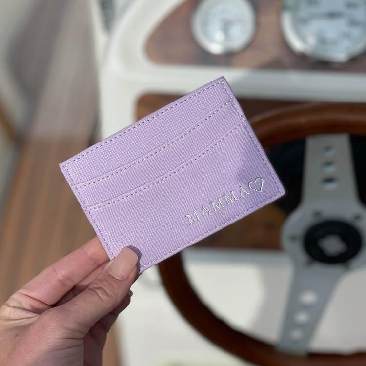 Lavendel - Korthållare