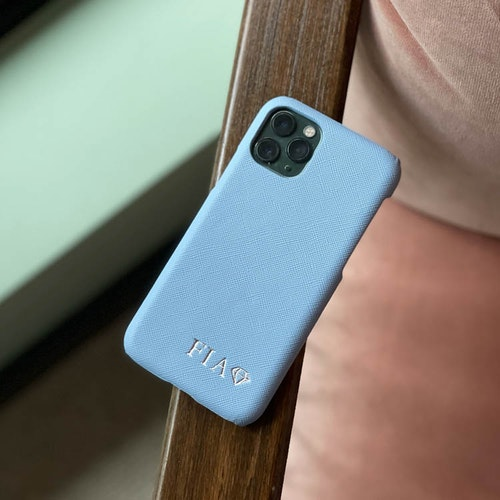 Baby Blue (iPhoneskal)