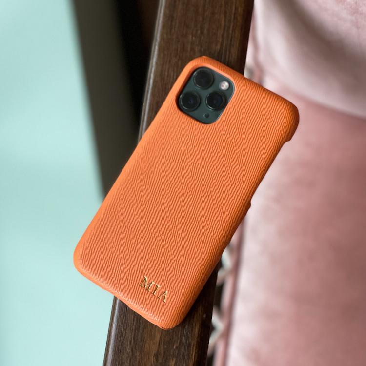 Orange (skal till iPhone)