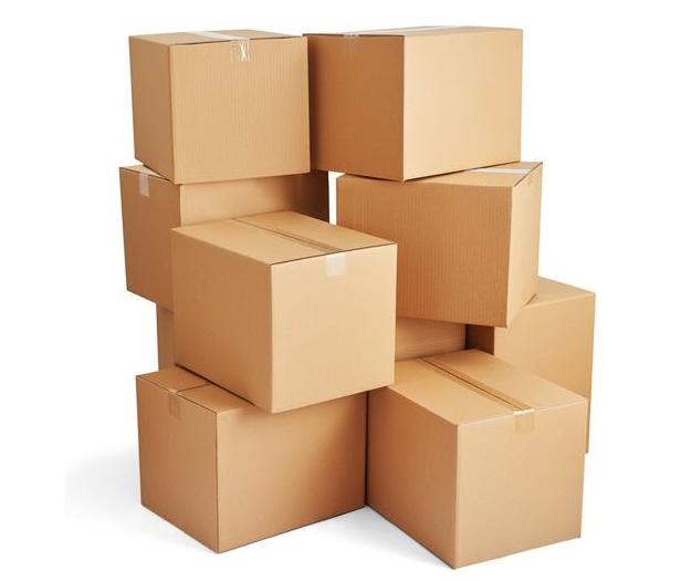 Kartonger 10 storlekar - Mailingbags.nu