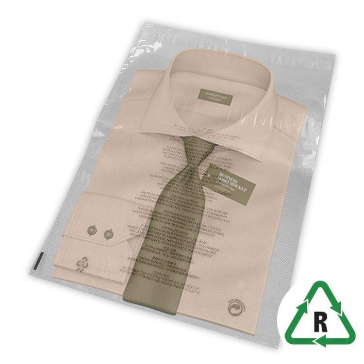 Postorderpåsar Klar återförslutningsbar 4XL 46x61cm