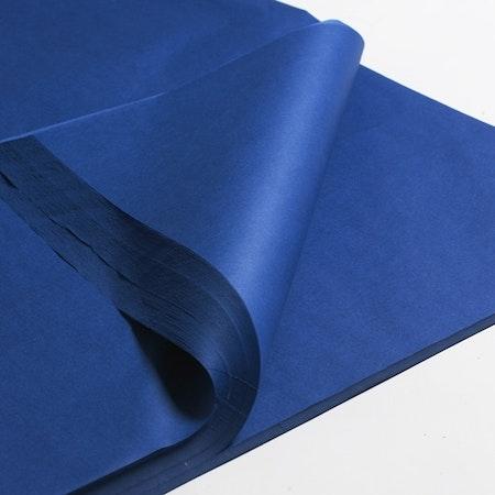 Silkespapper Blå 50x75cm
