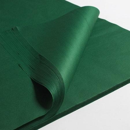 Silkespapper Grön 45x70cm