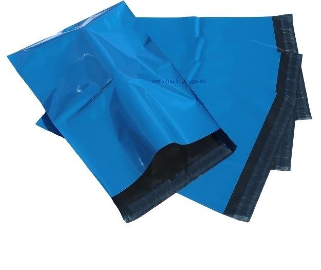 Postorderpåsar Blå Extra Kraftig 2XL 33x53cm