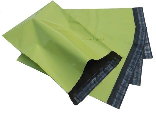 Postorderpåsar Gröna Small 16,5x27cm
