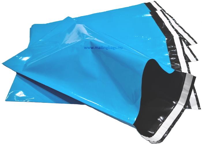 Postorderpåsar Baby Blå XL 30x45cm