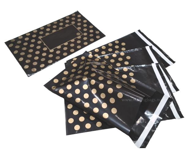 Postorderpåsar Polka Dot Large 25x39cm