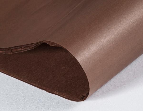 Silkespapper Choklad 50x75cm