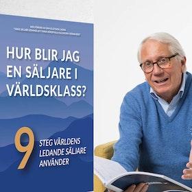 Kopi Säljboken - Hur blir jag en säljare i världsklass?