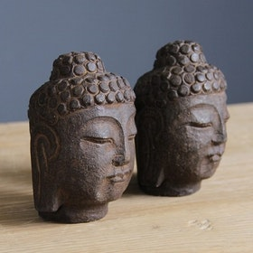 Buddha huvud 14 cm