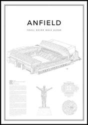 Anfield fotbollsarena