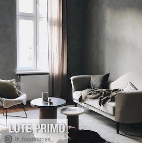 Kalklitir kalkfärg LUTE PRIMO 1 kg