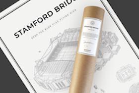 Stamford Bridge Fotbollsarena