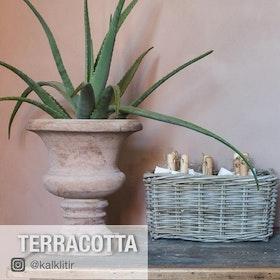 Kalklitir kalkfärg TERRACOTTA 1 kg