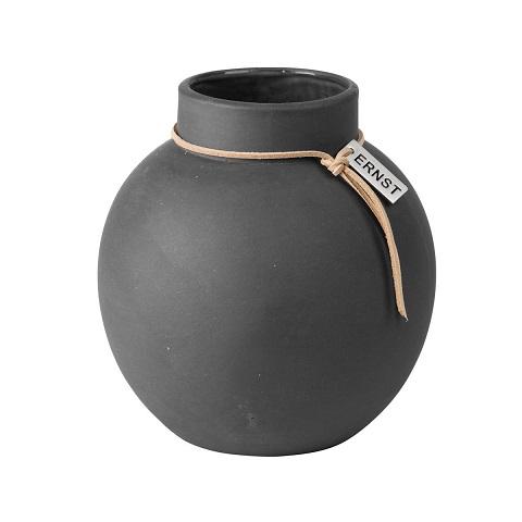 Stoneware vase 10 cm