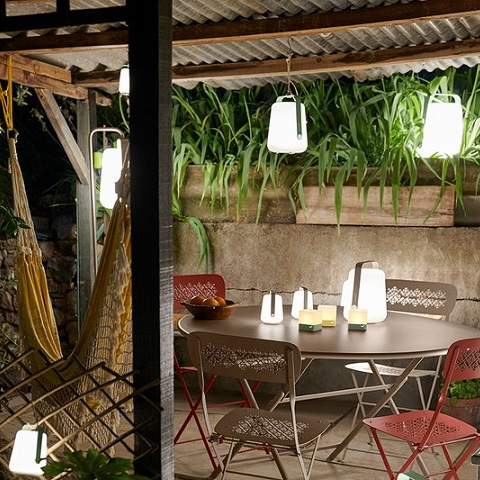 Balad H25 lamp