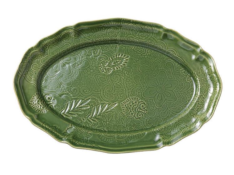 Sthål Arabesque Large oval dish