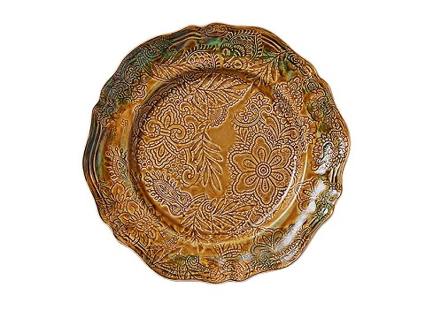 Sthål Arabesque Large round dish