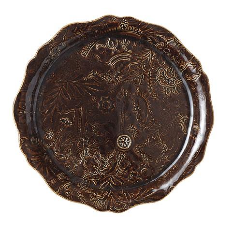 Sthål Arabesque Round serving plate or Pizza plate Ø34cm