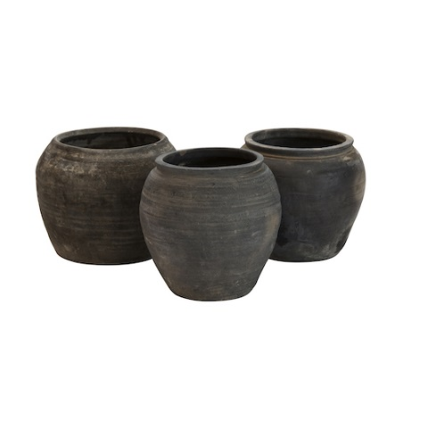 Vintage pot