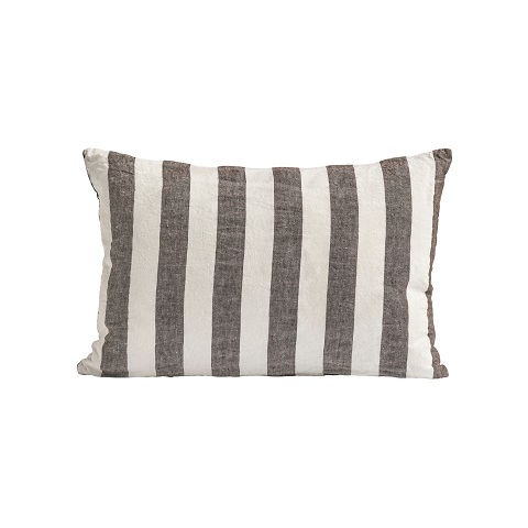 Cushion cover in linen 40x60 cm