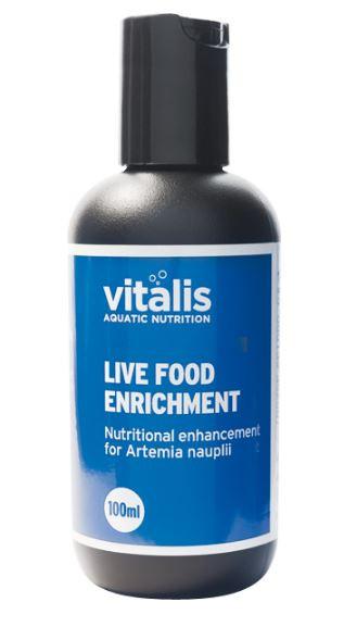 Vitalis Live Food Enrichment 100ml