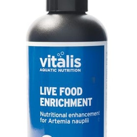 Vitalis Live Food Enrichment 100ml