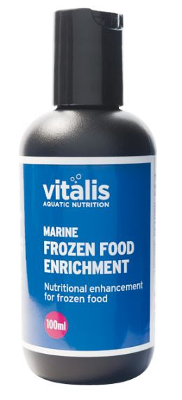 Vitalis Marine Frozen Food Enrichment 100ml
