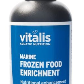 Vitalis Marine Frozen Food Enrichment 100ml