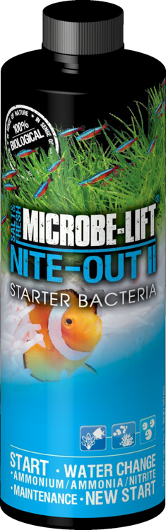 Microbe Lift Nite Out - 236 ml