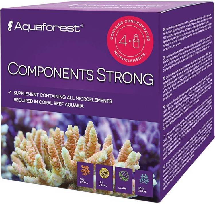 Aquaforest Component Strong